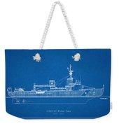 U.s. Coast Guard Cutter Polar Sea Weekender Tote Bag