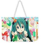 Vocaloid Weekender Tote Bag