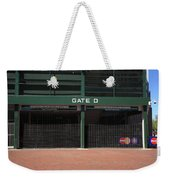 Wrigley Field - Chicago Cubs Weekender Tote Bag