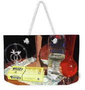 80 Proof Weekender Tote Bag