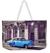Havana, Cuba Weekender Tote Bag