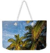 8167- Palm Tree Weekender Tote Bag