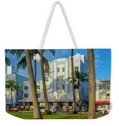8230-beacon Hotel Weekender Tote Bag