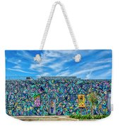 8276- Little Havana Mural Weekender Tote Bag