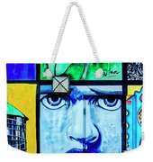 8292- Little Havana Mural Weekender Tote Bag