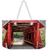 8351- Campbell's Covered Bridge Weekender Tote Bag