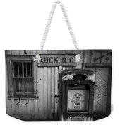 Luck Gas Pump Weekender Tote Bag