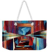 8th Ave Window Weekender Tote Bag