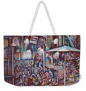 8th Street Rings Weekender Tote Bag