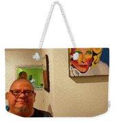 9-10-2057r Weekender Tote Bag