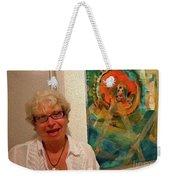 9-10-4057a Weekender Tote Bag