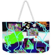 9-18-2015babcdefghijklmnopqrtuv Weekender Tote Bag