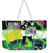 9-18-2015babcdefghijklmnopqrtuvwxyzab Weekender Tote Bag