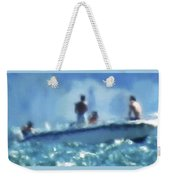 9-5-15--# 1 Don't Drop The Crystal Ball  Weekender Tote Bag