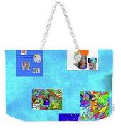 9-6-2015habcd Weekender Tote Bag