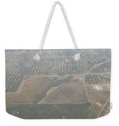 An Aerial View Of Fort Myers Weekender Tote Bag