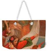 Angels Descending Weekender Tote Bag