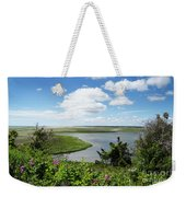 Cape Cod Salt Pond Weekender Tote Bag