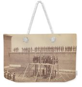 Execution Of The Conspirators Weekender Tote Bag