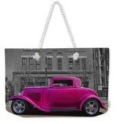 Ford Hot Rod Weekender Tote Bag