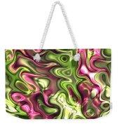 Fractal Modern Art Seamless Generated Texture Weekender Tote Bag