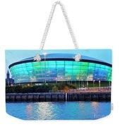 Glasgow, Scotland Weekender Tote Bag