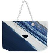 Bird On A Beach  Weekender Tote Bag