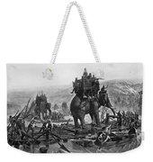 Hannibal (247-183 B.c.) Weekender Tote Bag