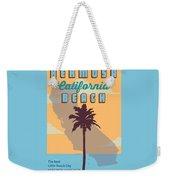Hermosa Beach. Weekender Tote Bag