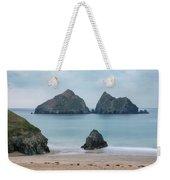 Holywell Bay - Cornwall Weekender Tote Bag