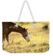 Horse In The Countryside  Weekender Tote Bag