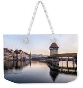 Lucerne - Switzerland Weekender Tote Bag
