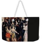 Masked Ball At The Opera Weekender Tote Bag