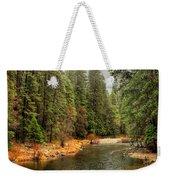 Merced River Yosemite Valley Weekender Tote Bag