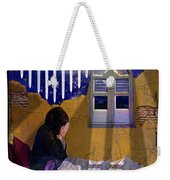 9 Of Swords Weekender Tote Bag