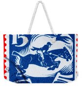 Old Dutch Postage Stamp Weekender Tote Bag