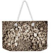Pebbles 1 Weekender Tote Bag