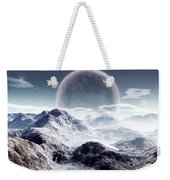 Planet Rise Weekender Tote Bag
