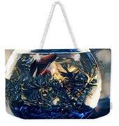 Siamese Fighting Fish Weekender Tote Bag
