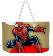 Spiderman Collection Weekender Tote Bag