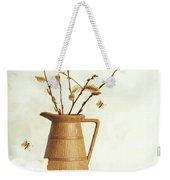 Spring Still Life Weekender Tote Bag