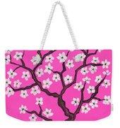 Spring Tree In Blossom, Painting Weekender Tote Bag