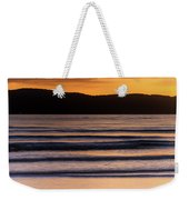Sunrise Seascape And Headland Weekender Tote Bag