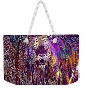Tiger Predator Fur Beautiful  Weekender Tote Bag