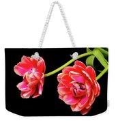 Tulip Floral Arrangement Weekender Tote Bag