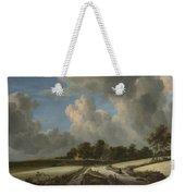 Wheat Fields Weekender Tote Bag