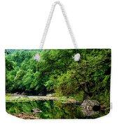 Williams River Summer Weekender Tote Bag