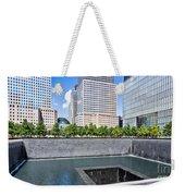 911 Memorial - Panorama Weekender Tote Bag
