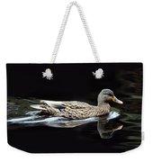 9246 Female Mallard Weekender Tote Bag