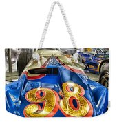 98 Weekender Tote Bag by Lauri Novak